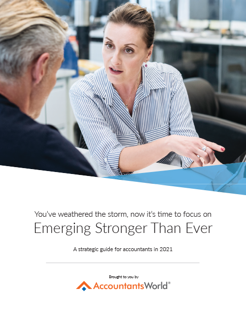 Emerging Stronger Than Ever: A Strategic Guide for Accountants in 2020