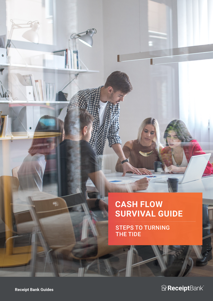 Cash Flow Survival Guide - Steps to Turning the Tide