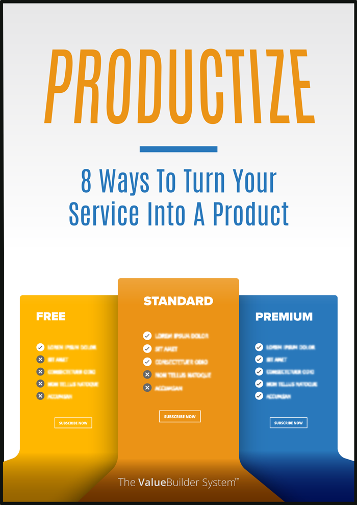 How to Productize Your Service in 8 Simple Steps